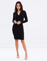 Lumier You'll See It When You Believe It Long Sleeve Dress