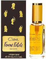 Revlon Ciara Femme Fatal by for Women 0.45 oz Cologne Spray