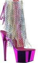 Pleaser USA Women's Adore 1017RSF Ankle Boot