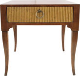 One Kings Lane Vintage Hollywood Regency End Table