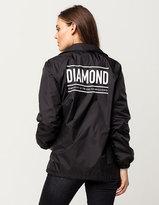 Diamond Supply Co. Womens Coach Jacket