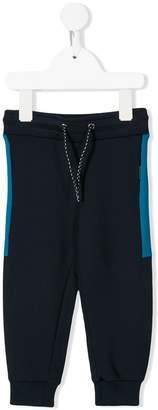 Paul Smith colour block track pants