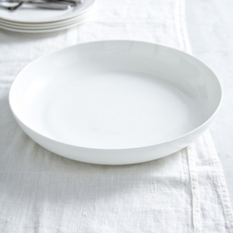 The White Company Symons Bone China Serving Platter , White, One Size