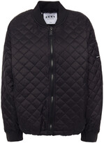 Thumbnail for your product : DKNY Quilted Shell Bomber Jacket