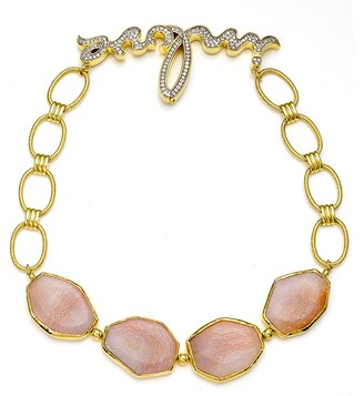 Samantha Siu New York The Glistening Desert Necklace