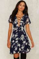 Factory Lou Fit & Flare Dress