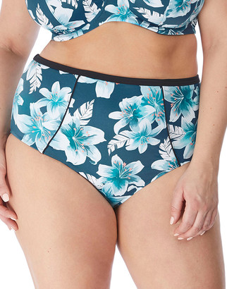Elomi Island Lily Floral Classic Brief