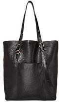 Frye Gia Simple Tote (Black) Handbags