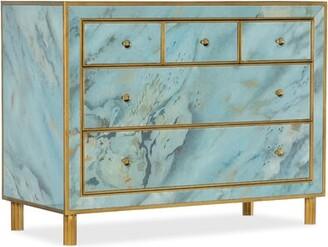 Hooker Furniture Melange 5 Drawer Accent Chest