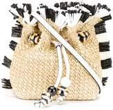 Sophia Webster Emmie raffia bucket bag