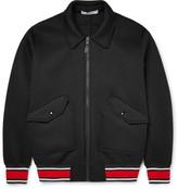 Givenchy Neoprene Bomber Jacket