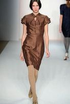 Karen Walker Twist Front Dress