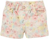 E-Land Kids Pinted Shorts (Toddler/Kid) - Coral-6x
