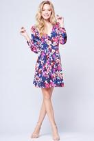 Yumi Kim Carla Silk Wrap Dress