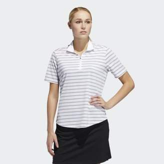 adidas Ultimate Stripe Polo Shirt