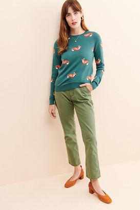 ModCloth Sly Fox Sweater