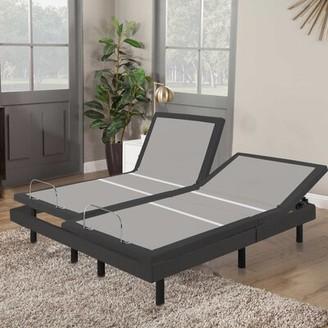 Split Adjustable Bed Base Spinal Solution Size: California King Split