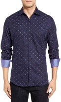 Stone Rose Men's Fil Coupe Sport Shirt