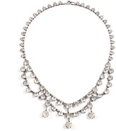 Lulu Frost *Vintage* Tiered Crystal Necklace