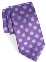 Nordstrom Matteo Floral Silk Tie