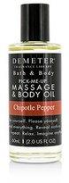 Demeter Chipotle Pepper Massage & Body Oil 60ml