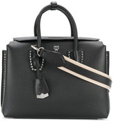 MCM classic mini tote - women - Leather - One Size