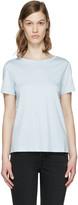 Helmut Lang Blue Tie T-shirt