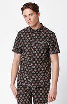 rhythm Casablanca Short Sleeve Button Up Shirt