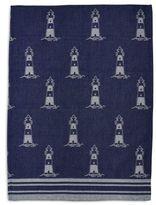 """Sur La Table Lighthouse Jacquard Kitchen Towel, 28"""" x 20"""""""