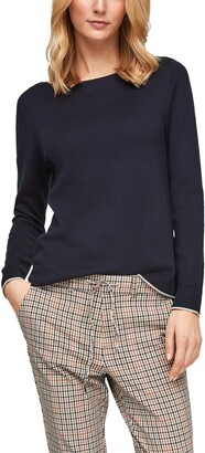 S'Oliver Women's 120.12.012.17.170.2056422 Sweater