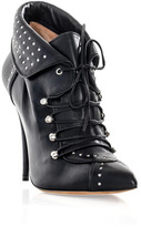 Tabitha Simmons Wicked studded lace-up boots