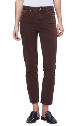 Paige Hoxton Slim Ankle Jeans