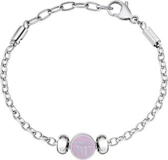 Morellato Women Stainless Steel Charm Bracelet - SCZ964