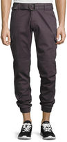 Ecko Unlimited Unltd. Belted Fierce Cargo Joggers