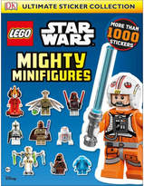 Disney Star Wars LEGO Mighty Minifigures Ultimate Sticker Collection Book