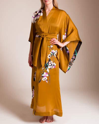 Carine Gilson Julia Long Kimono