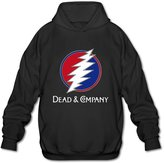 Sune Men's John Mayer Dead Company Band Hoodies