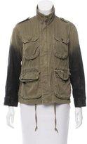 Current/Elliott Coated Army Jacket