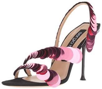 Sergio Rossi Women's SR Milano Paillette Sandal