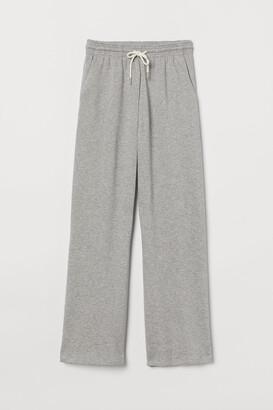 H&M Straight-legged Joggers