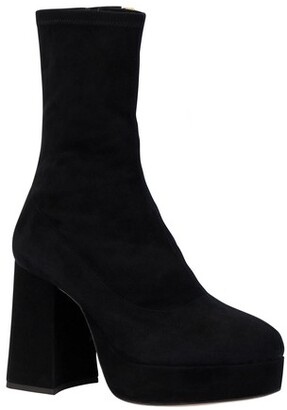 Alberta Ferretti High heel ankle boots