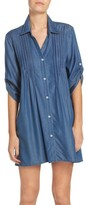 Tommy Bahama Women's Chambray Cover-Up Tunic