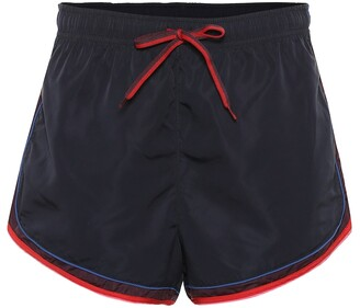 The Upside Retro Derby shorts