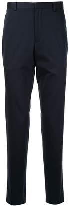 Durban D'urban elasticated-waistband tailored trousers