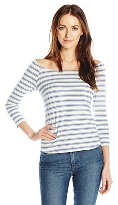 Only Hearts Women's Recycled 3/4 Sleeve Tee