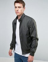 French Connection Nylon Lightweight Harrington Jacket