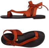 Pépé Toe post sandal