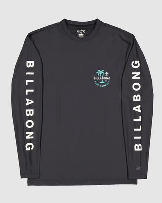 Billabong Boys Vacation Loose Fit Long Sleeve Rash Vest