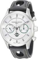 Frederique Constant Men's FC397HS5B6 Vintage Rally Analog Display Swiss Automatic Watch