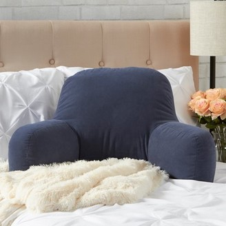Greendale Home Fashions Hyatt 28 x 17 in. Bed Rest Pillow